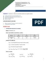 Ex. 2.1 e 3.2 - Solução
