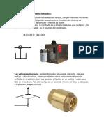 Partes Hidraulico