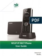 Yealink W52P V73_27 User Guide