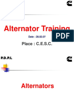 Alternator Training