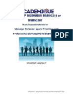 HANDOUT Mng Psnl Work Prior Prof Dev 11jan16