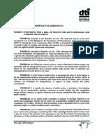 DOTC DTI JAO No 1 s 2012 - Air Passenger Bill of Rights_10 December 2012 (1).pdf
