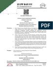 UU No 24 Tahun 2007 = Penanggulangan Bencana
