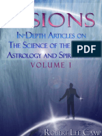 Visions 1 the Science of the Cards Astrology & Spirituality
