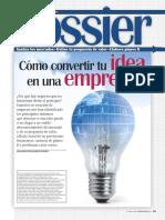 Como Convertir Tu Idea en Una Empresa