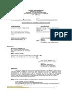 3. Complaint-Affidavit- Bp22 Case
