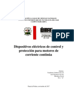 Dispositivos de Control y Proteccion