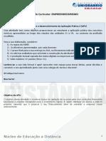 Empreendorismo AP2 (1).doc