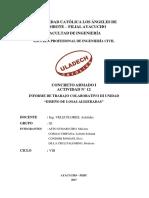 Informe de Diseño de Losas Aligerada Elvis Condori Romani