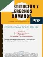 Constitución y Derechos Humanos Expo
