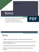 Clase 6 - Bonos