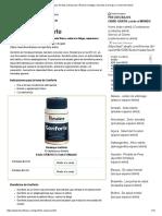 Geriforte Himalaya Herbals _ Stresscare _ Reducir La Fatiga _ Aumenta La Energía _ Control Del Estrés