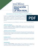 Lic Ciencias Pol Toluca-rectoria Ejecutivo -86