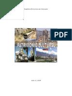 EDUCACION ARTISTICA- PATRIMONIO