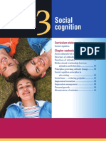 chapter 3 - social cognition