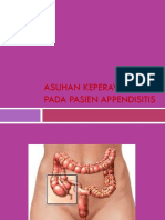 11. Asuhan Kep Pada Pasien Appendicitis