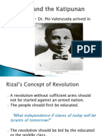 Rizal and the Katipunan (1)