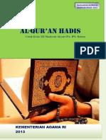 Al-quran Hadis Xii Buku Siswa 2013