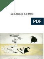 Democracia No Brasil