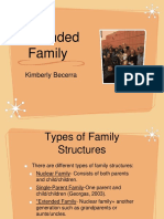 extended families ppt