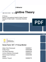 3rd Group - Social Cognitive Theory - 2016 Rev.0