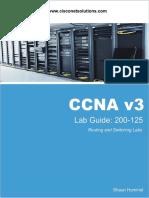 CCNA Lab