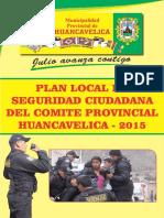 Plan Operativo de Seguridad Ciudadana