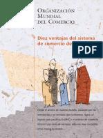 Diez Ventajas Del Comercio Omc