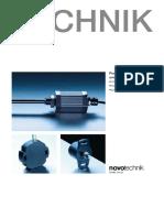 Novotechnik Brochure 11-08