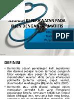 Ppt Dermatitis[1]