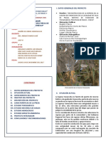 Resumen Ejecutivo Presa Yanacocha