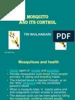 Nyamuk Vektor Dan Pengendaliannya Blok Tropmed