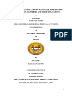 Manjula Summary - 22516081