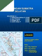 analisa cekungan sumatera selatan