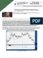 The Miss-interpretation of economic data