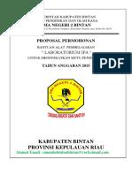 Kop Proposal Alat Labor Ipa 2015
