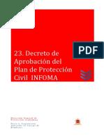 09 Decreto de Aprobación del Plan de Protección Civil Por Incendios Forestales en Madrid