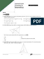 Matemática - Curso Anglo - n2 aulas16a18