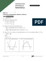Matemática - Curso Anglo - n3 aulas7a9