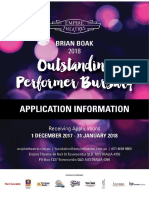 Bbb Information Pack 2018