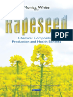 (Plant Science Research and Practices) White, Monica-Rapeseed _ Chemical Composition, Production and Health Benefits-Nova Science Publishers (2016)
