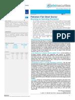Industry Detailed Report - Pakistan Flat Steel (1)
