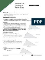 Matemática - Curso Anglo - n3 aulas16a18