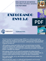 EXPOSICION- EXPLORANDO ENVI