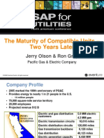 Maturity of Compatible Ut