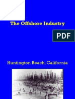 The Offshore Industry