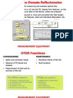 Fiber Optic Measurement Equipment