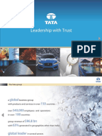 About Tata Group