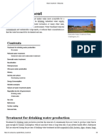 Water Treatment - Wikipedia