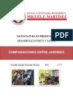 COMPARACIONES 3ERA JORNADA